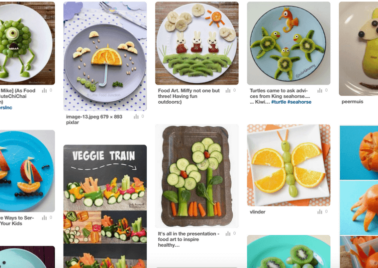 pinterest bord met griep-vitamines